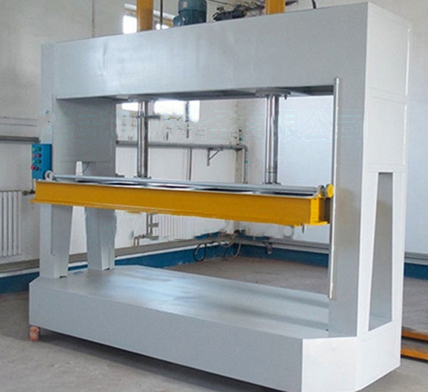 液压冷压机保温一体板加工生产设备