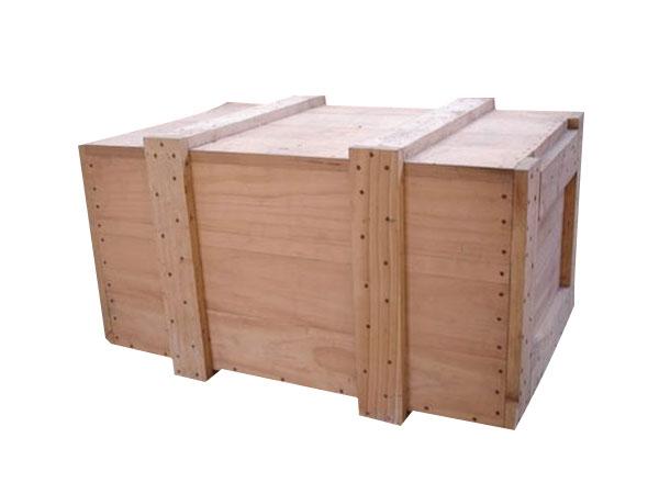 国内木制包装箱